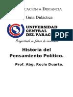 UNIDAD I  Historia del P.P. (2).doc