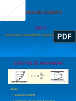 CLASE II-flujo UNIFORME-turbulento 2015