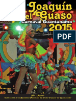 Revista San Joaquin Carnaval Guantánamo