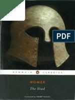 Homer - Iliad [Trans. Rieu] (Penguin, 2003)