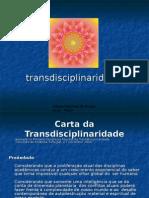 transdisciplinaridade.ppt