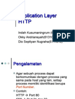 HTTP - Application Layer