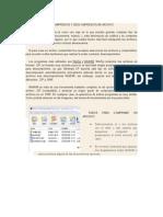 Compresión y Descompresión de Archivo