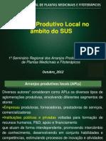 Apresentacao Ms Arranjos Produtivos Apl 2012 Sem Marca