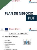 2.1.- Indice Plan de Negocio1