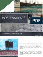 Estructuras Postensadas