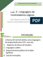 Cap 3 - Linguagens Para CLP