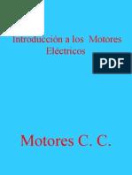 Introducción a Los Motores DC y AC