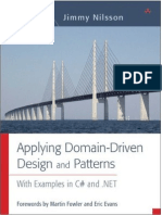 Applying Domain Driven Design and Patterns in CSharp