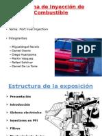 Port Fuel Injection Grupo 3
