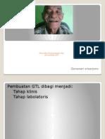 Tahapan Pembuatan GTL