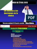 Ppt Etica Clinica Agosto 2015
