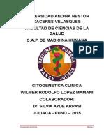 Citogenética Clínica monografía