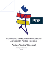 Revista Teórica Trimestral 3