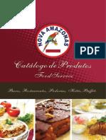 Cópia de CatáLogo Nova Amazonas - Food - Março 2014