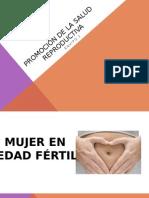 Promoción de La Salud Reproductiva