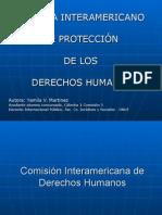 Sistema Interamericano de Protección de Los Derechos Humanos