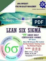 AUTVS Green Belt Brochure