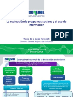 Planeacion de Las Evaluaciones a Programas (1)