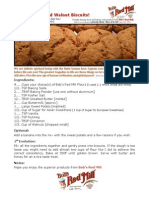 Bob Levin-Sweet Potato and Walnut Biscuits