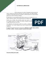 Sistema de Lubricación y Refrigracion