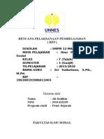 RPP 1 Letak Astronomis Dan Geografis Indonesia)