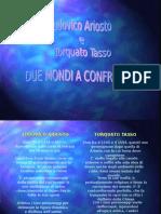 Ariosto - Tasso