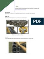 Komponen Dasar Mesin Diesel