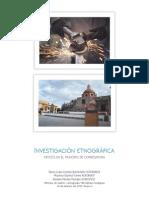 Estudio etnográfico - Pueblito Corregidora