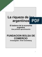 La Riqueza de Los Argentinos