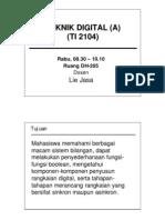 Teknik Digital 1
