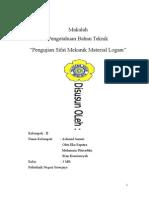 Kelompok 2 (Pengujian Sifat Mekanik Material Logam) 3 MB