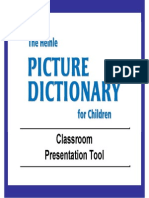 Picture Dictionary for Children