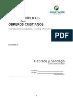 Epístola a Los Hebreos y Santiago