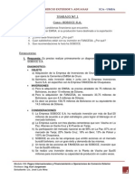 Tarea 1 - Modulo 8 - Pagos Internacionales y Financiamiento a Operaciones de Comercio Exterior