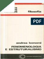 BONOMI, Andrea. Fenomenologia e estruturalismo.pdf