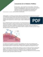 Signos, s?ntomas y tratamiento de la Diabetes Mellitus