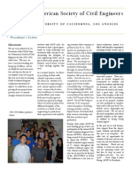 ASCE at UCLA FALL 05 Newsletter