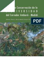 VISIÓN DE CONSERVACIÓN DE LA BIODIVERSIDAD AMBORÓ-MADIDI