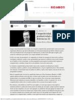 01_Competitividad, Productividad e Innovación_ Diferencias _ La República