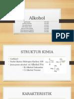 Presentasi Alkohol