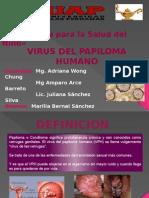 VPH (Virus del Papiloma Humano)