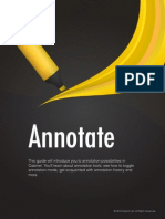 Annotated digests