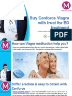 Buy Cenforce Viagra With Trust for ED Treatment