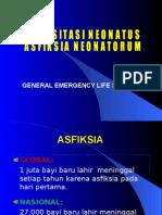 Resusitasi Neonatus 3-2-2011