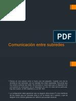 Capitulo 4 Comunicación Entre Subredes e IPv6