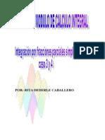Clase15 Integracion Por Fracciones Parciales Simples Caso 3 y 4