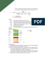 Concreto Armado Microsoft Excel