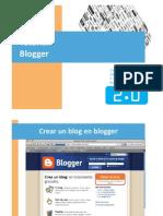 Tutorial:   Blogger