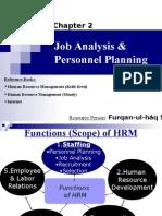 2. HR Planning & Job Analysis (E-)